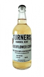 Turners Elderflower Cider 500ml