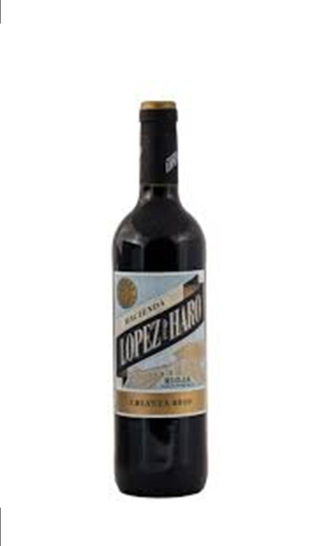 Buy Lopez de Haro Crianza 2014 - 37.5cl at herculeswines.co.uk