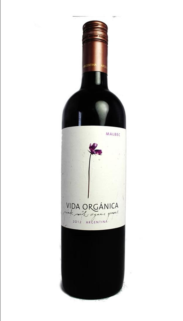 Buy Vida Organica Malbec 2018 at herculeswines.co.uk