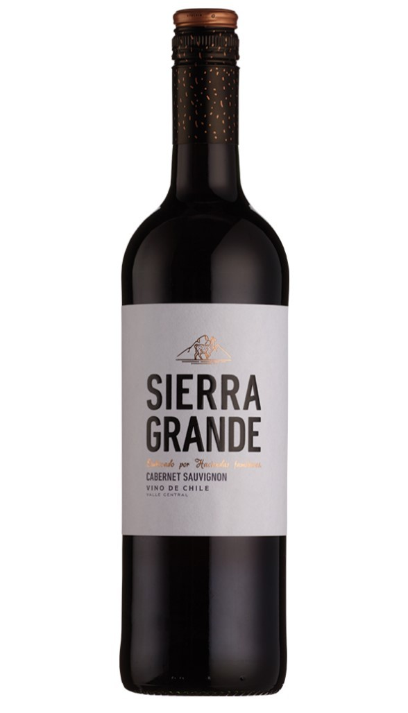Buy Sierra Grande Cabernet Sauvignon 2018/19 at herculeswines.co.uk