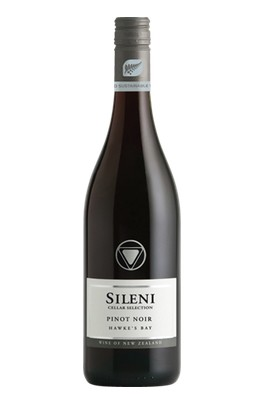 Buy Sileni Cellar Selection Pinot Noir 2019 at herculeswines.co.uk