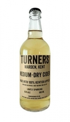 Turners Medium-Dry Cider 500ml