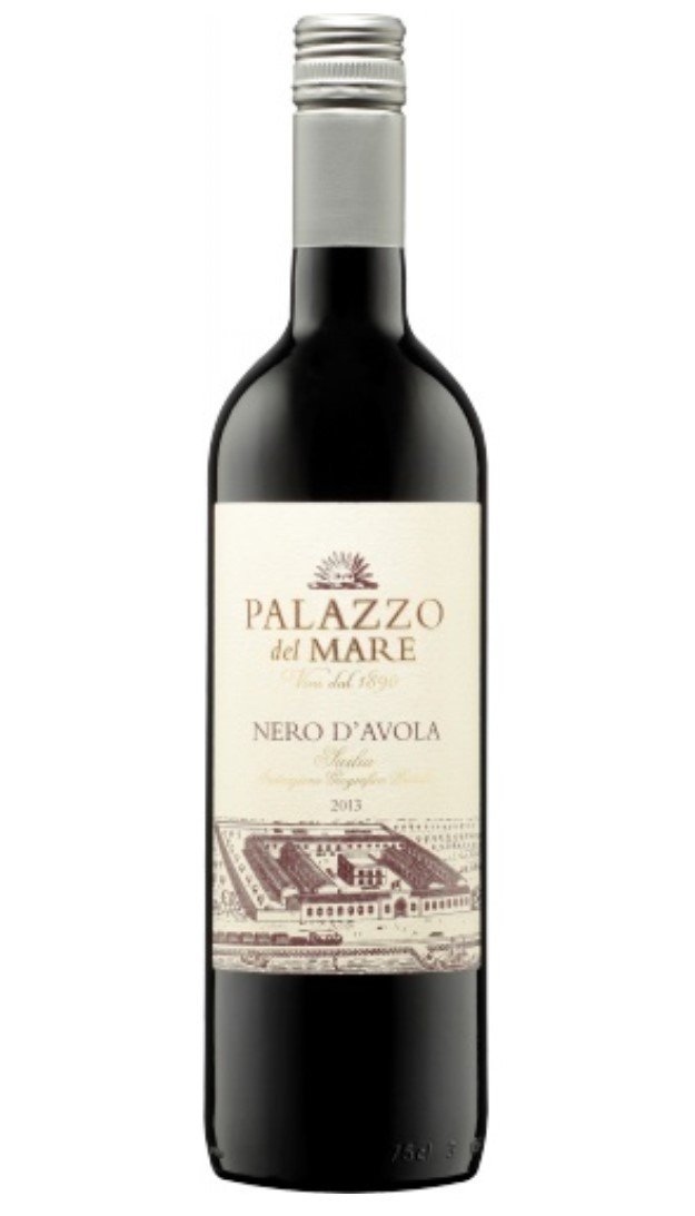 Buy Palazzo del Mare Nero d'Avola 2016 at herculeswines.co.uk