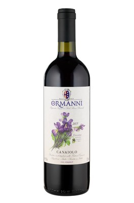 Buy Ormanni Canaiolo 2016, Vino Biologico at herculeswines.co.uk