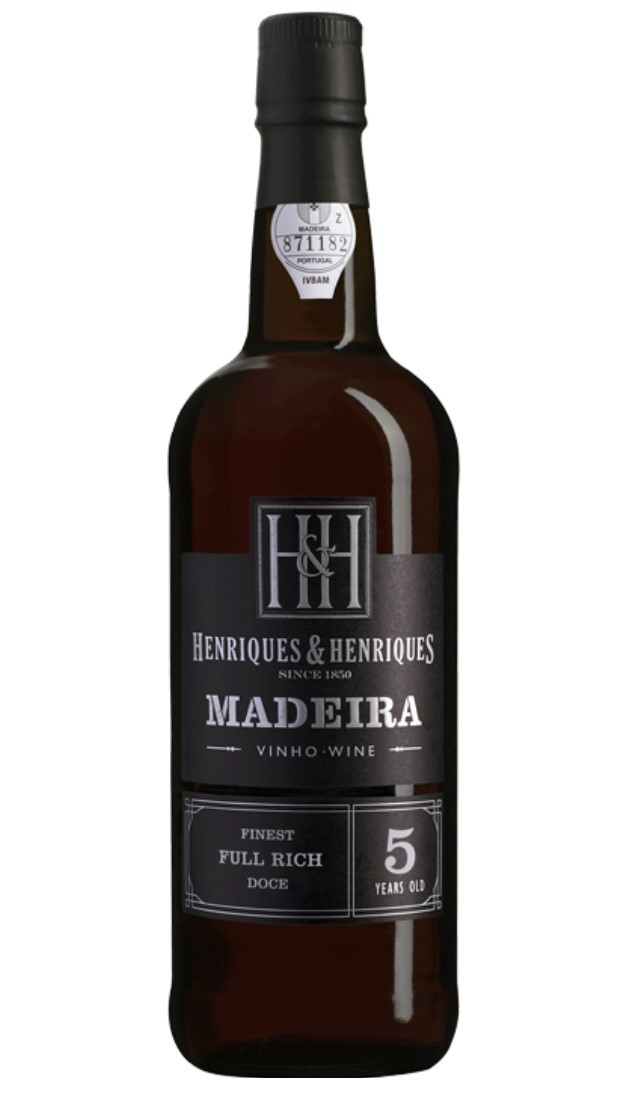 Buy H & H Full Rich 5 Year Old 50cl at herculeswines.co.uk