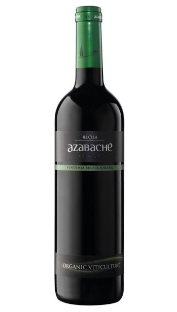 Buy Azabache Organic Rioja Crianza 2015 at herculeswines.co.uk