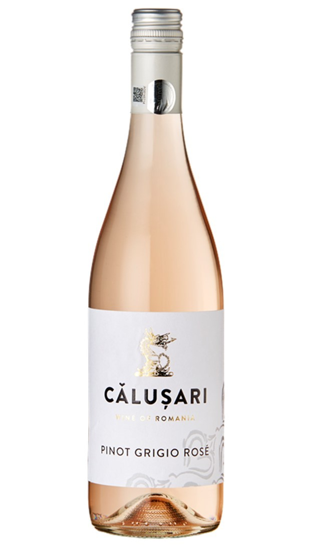 Buy Calusari Pinot Grigio Rosé 2019 at herculeswines.co.uk