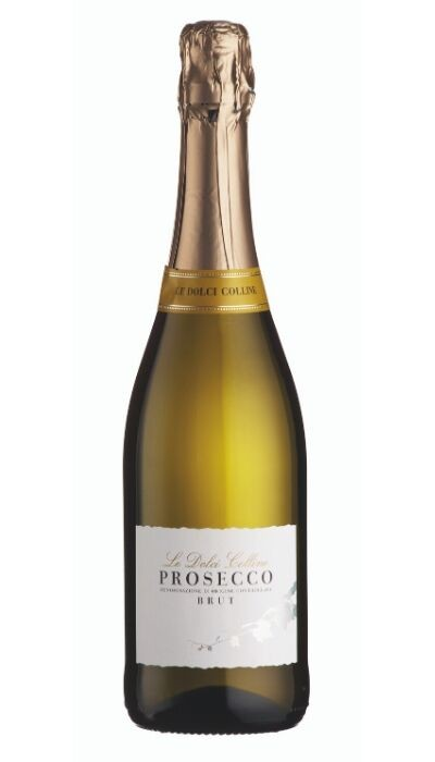 Buy Le Dolce Colline Prosecco Spumante Brut NV at herculeswines.co.uk