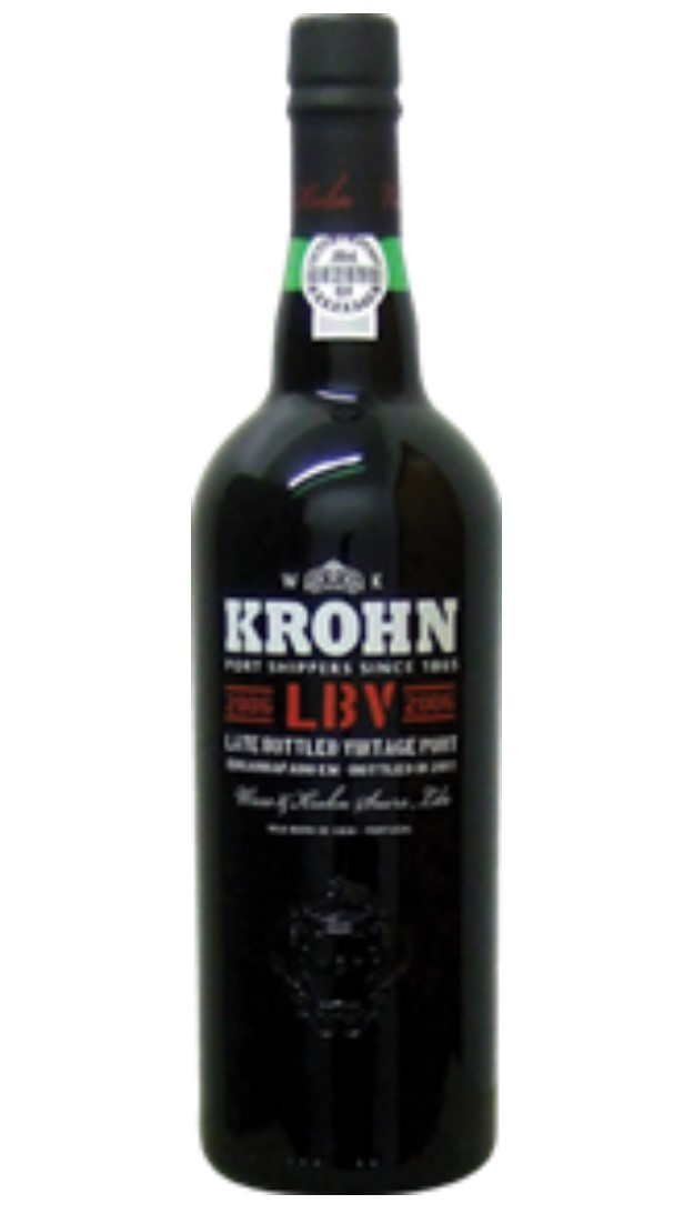 Buy Krohn LBV 2011 at herculeswines.co.uk