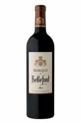 Marquis de Bellefont 2012, Saint Emilon Grand Cru