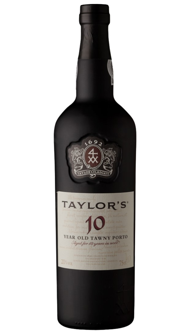 Buy Taylor's 10 Year Old Tawny Port at herculeswines.co.uk