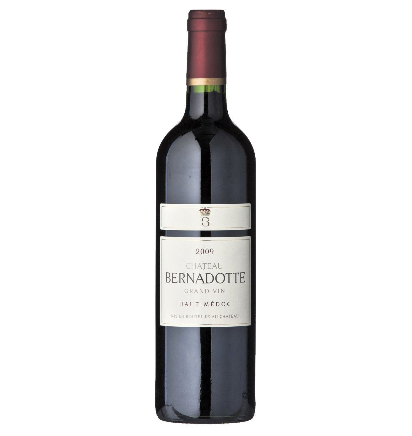 Buy Château Bernadotte Haut-Médoc 2010 at herculeswines.co.uk