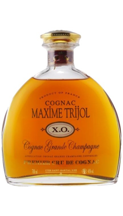 Buy Maxime Trijol XO Cognac Grand Champagne 70cl at herculeswines.co.uk