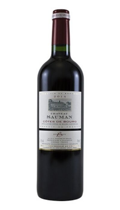 Buy Château Sauman Côtes de Bourg 2015 at herculeswines.co.uk