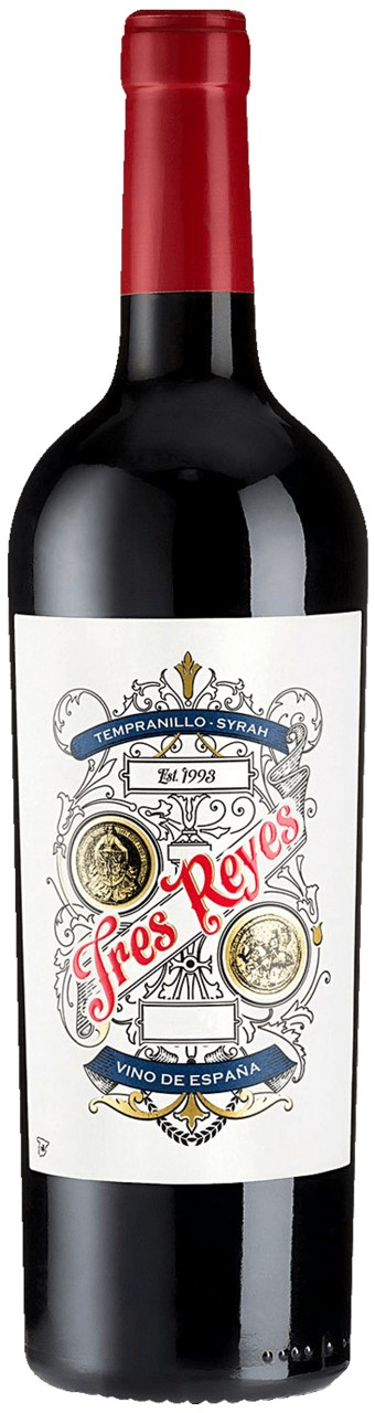 Buy Tres Reyes Tempranillo Syrah 2015 at herculeswines.co.uk