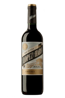 Buy Lopez de Haro Crianza 2015 at herculeswines.co.uk