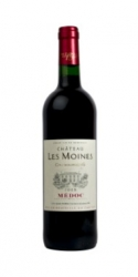 Chateau Les Moines Medoc Cru Bourgeois 2008