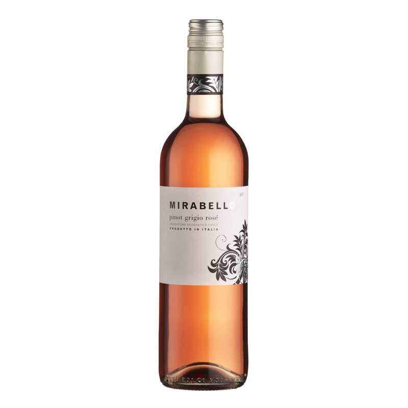Buy Mirabello Pinot Grigio Rosé 2017 at herculeswines.co.uk