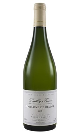 Buy Domaine Bel Air 'Les Pierres Blanches' Pouilly-Fumé 2015 at herculeswines.co.uk