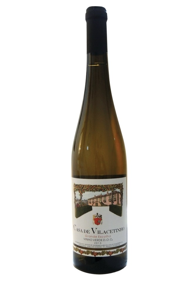 Buy Casa de Vilacetinho 2018 at herculeswines.co.uk