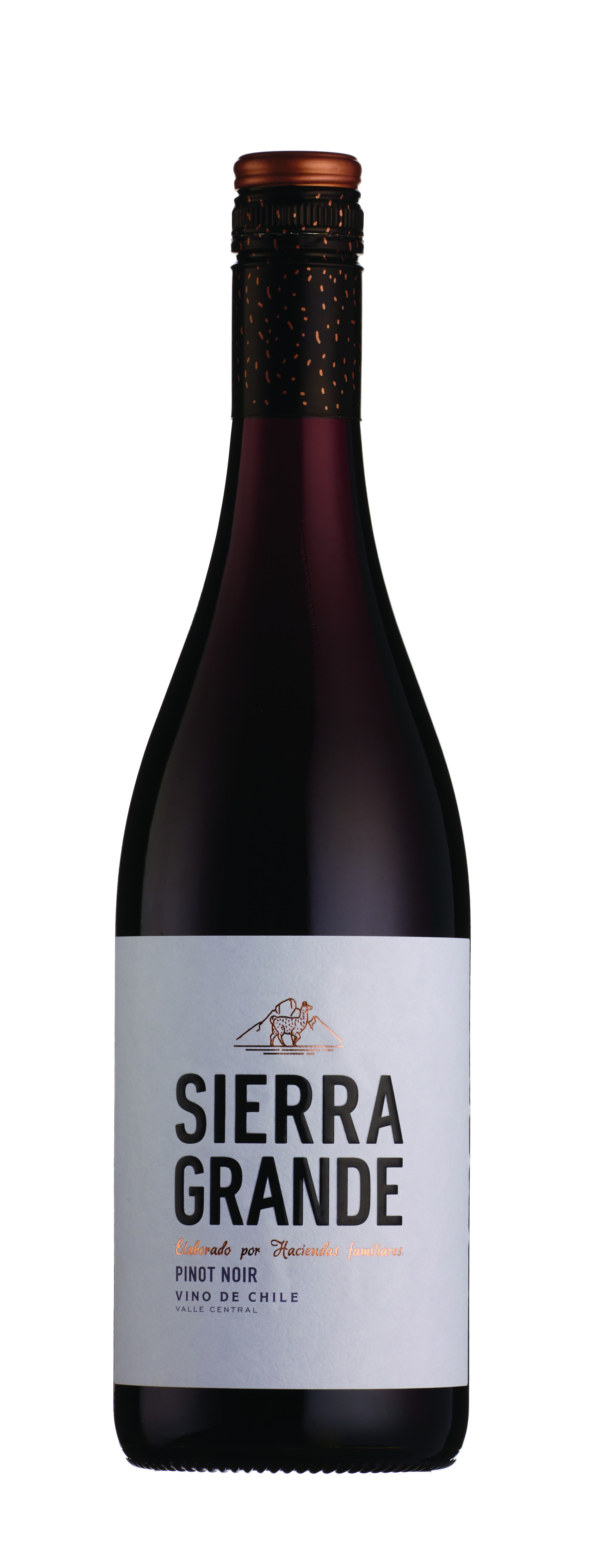 Buy Sierra Grande Pinot Noir 2017 at herculeswines.co.uk