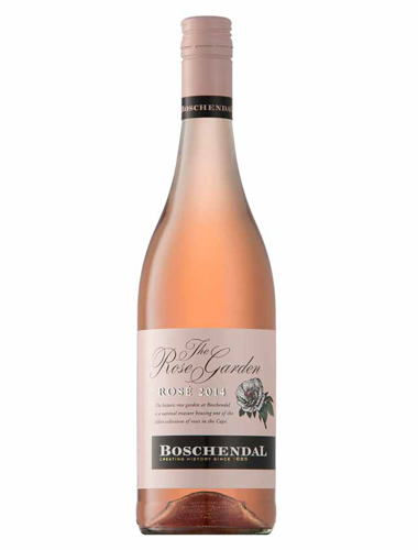 Buy Boschendal The Rose Garden Rosé 2018 at herculeswines.co.uk
