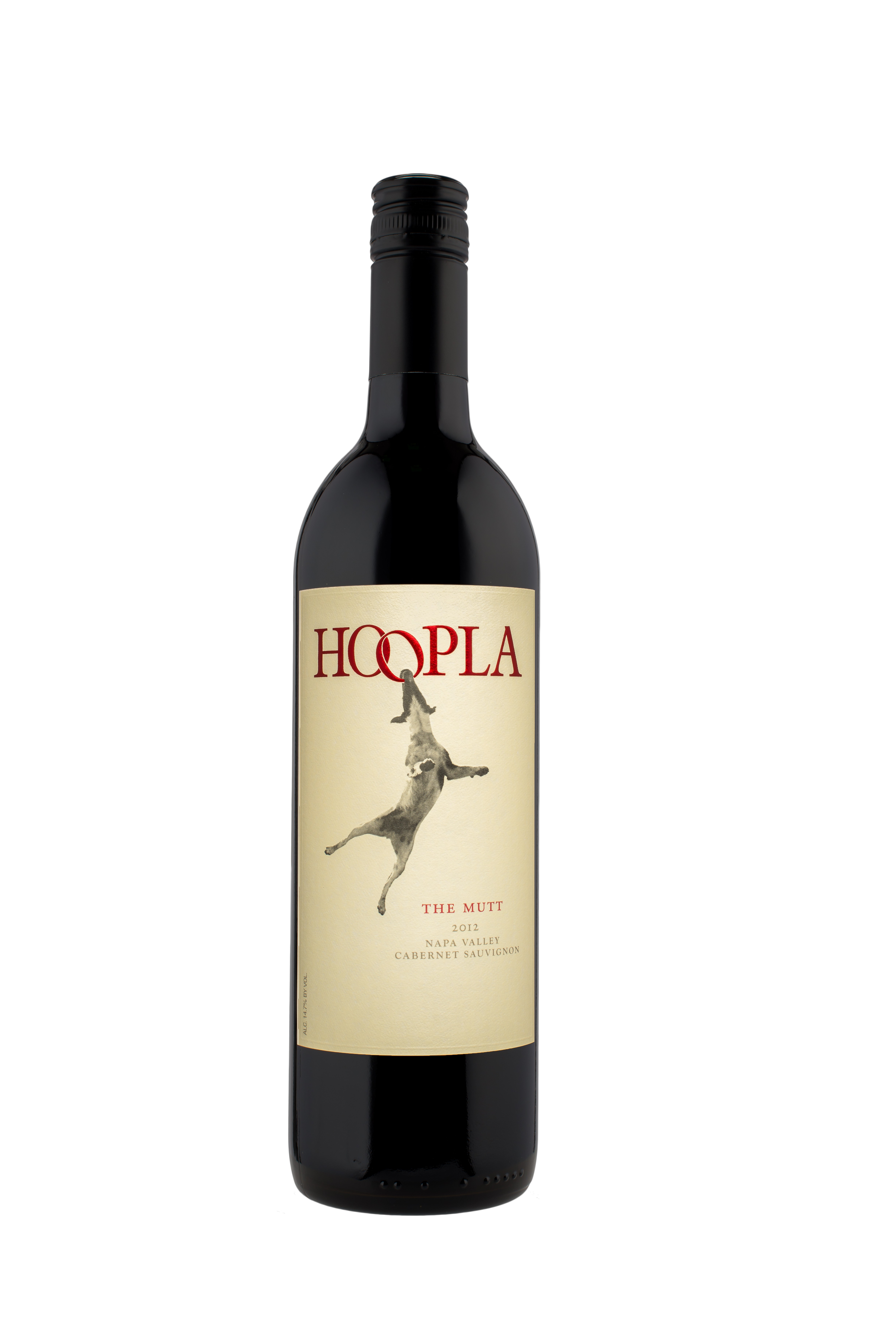 Buy Hoopla The Mutt Cabernet Sauvignon 2014 at herculeswines.co.uk